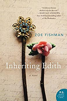Inheriting Edith book cover - Zoe Fishman